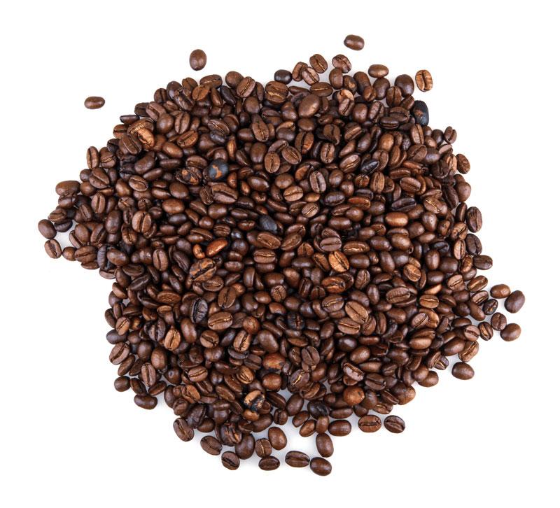 el café granos