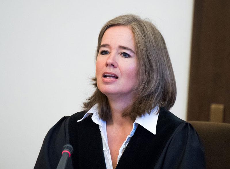 Anne Meier-Goering juicio