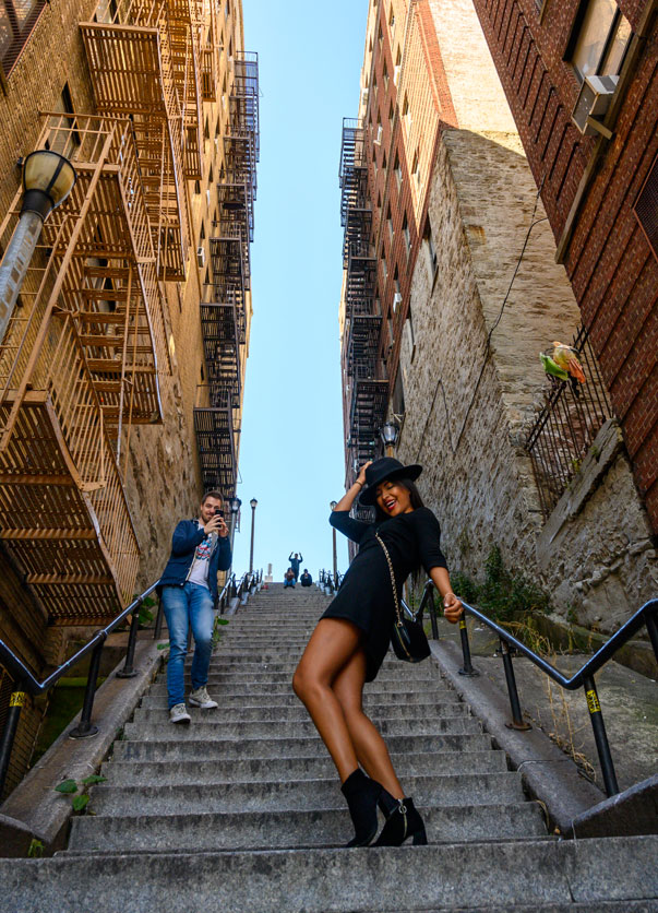 Escaleras Guasón