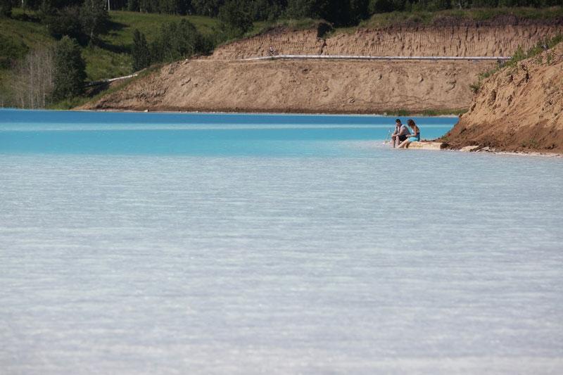 lago Turquesa