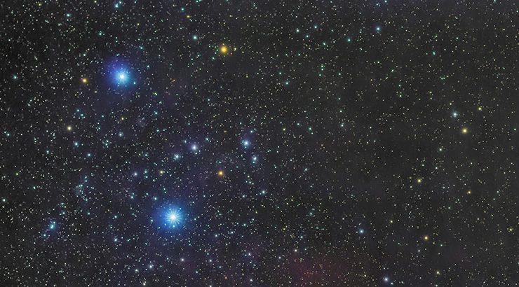 lluvia de estrellas Oriónidas Noche Astronómica Virtual Zacatecas
