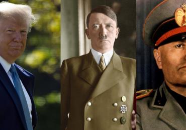 Nobel de la Paz Hitler Trump