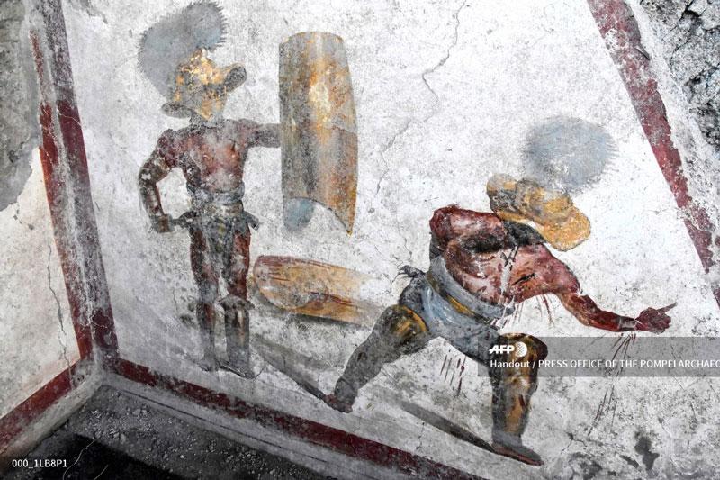 Pompeya Gladiadores