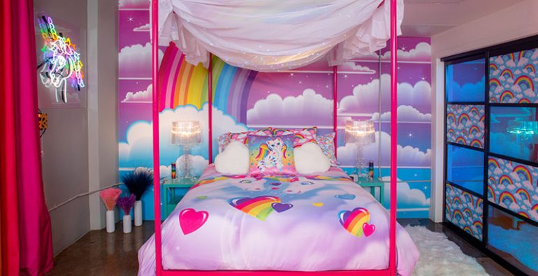 Rainbow Suite