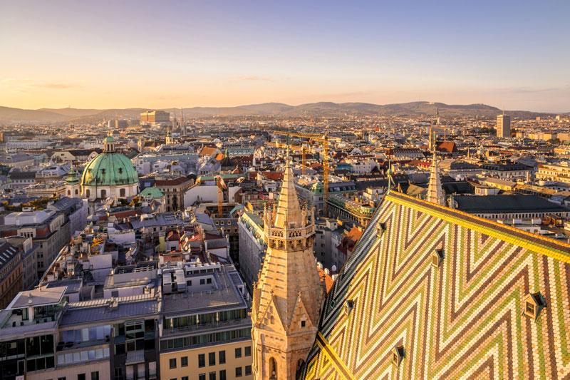Austria Viena mejor ciudad del mundo
