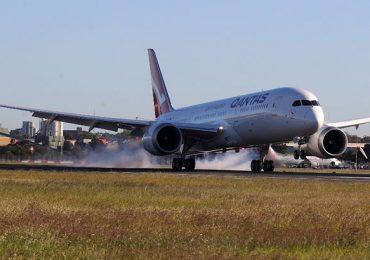 vuelo más largo sin escalas Nueva York Sídney