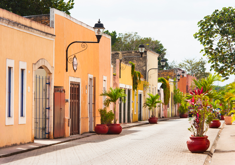 Valladolid Yucatán