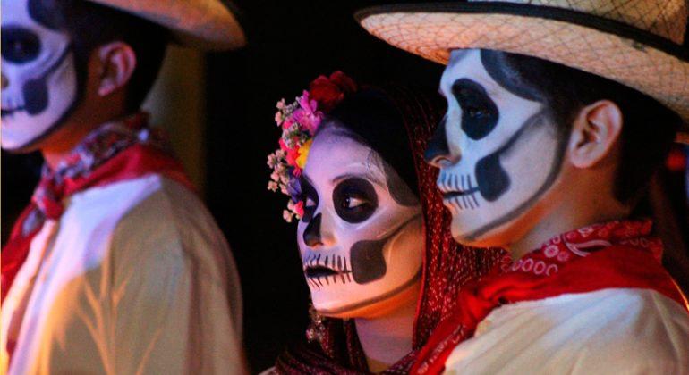 Yucatán Día de Muertos Maya