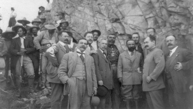 Francisco I. Madero Revolución Méxicana 20 de noviembre de 1910
