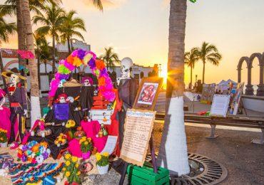 Festival Dia De Muertos Puerto Vallarta