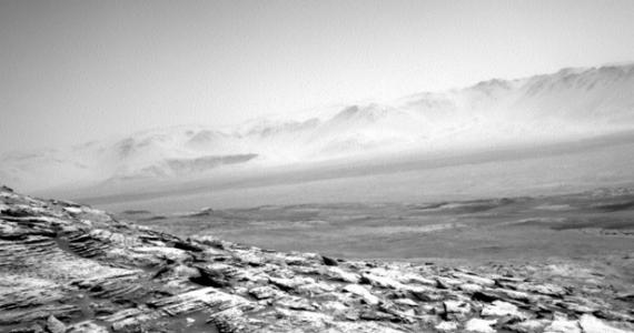 Curiosity Marte