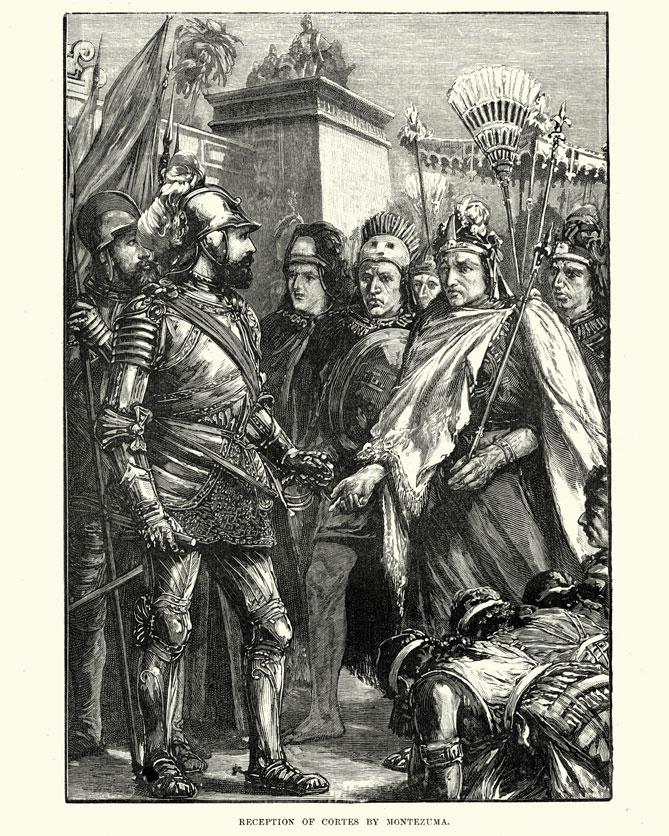 Hernán Cortés Moctezuma