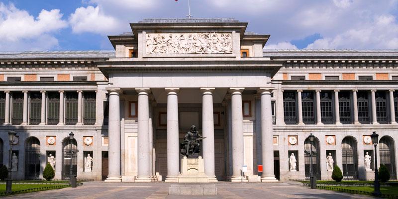 rutas turísticas por madrid. El Museo del Prado.