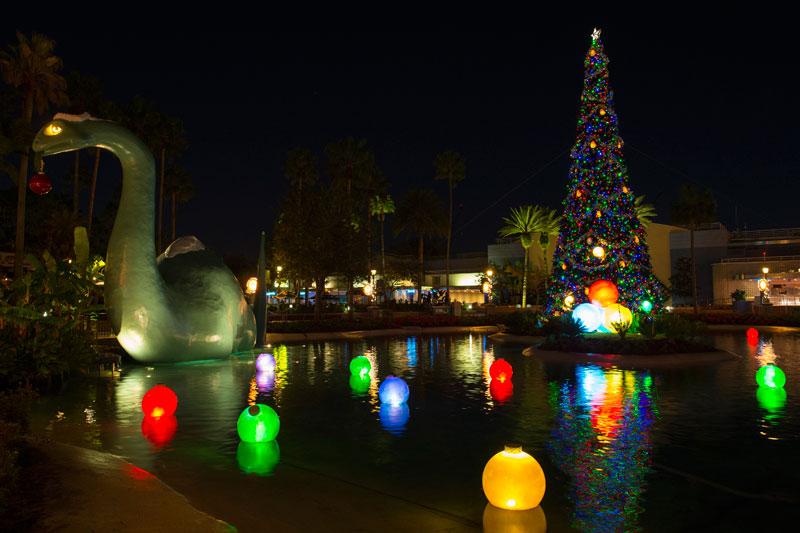 árbol gigante de Navidad