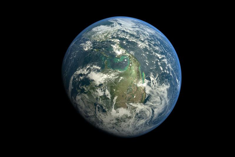 Día de la Tierra naturaleza NASA ONU