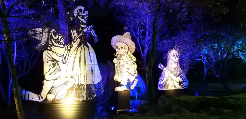 José Guadalupe Posada. Día de Muertos