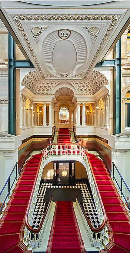 Fullerton Hotel Sydney Oficina General de Correos de Sídney
