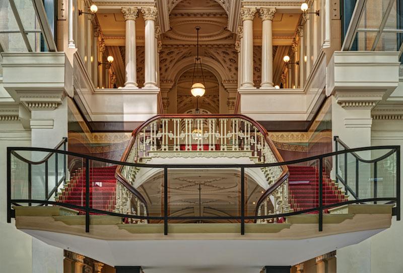 Image result for antigua Oficina General de Correos de Sídney se convierte en un hotel
