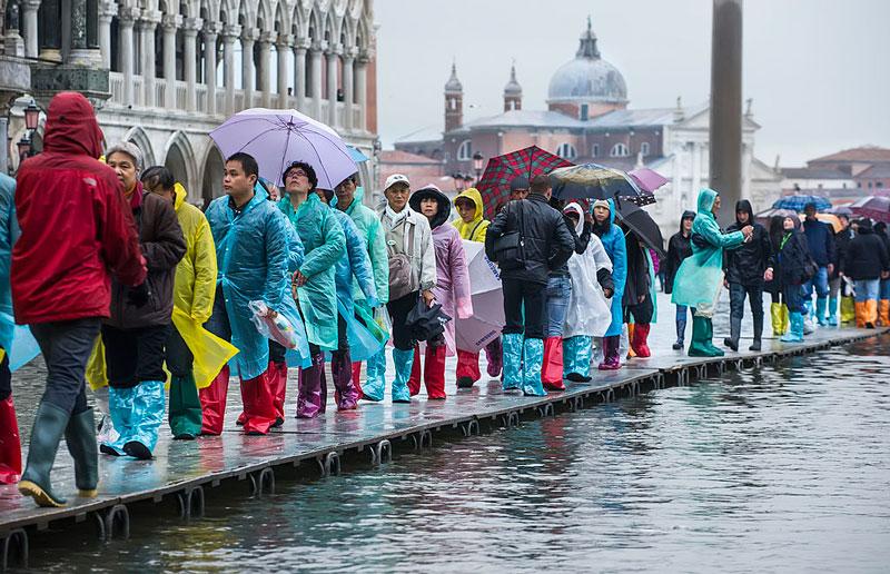 Inundación de Venecia