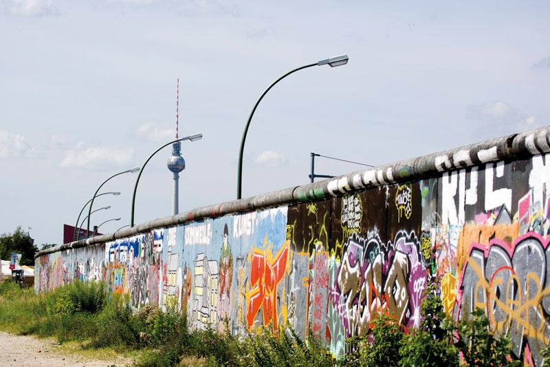 Graffi Muro de Berlín