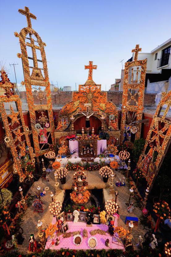 Altar Ofrenda