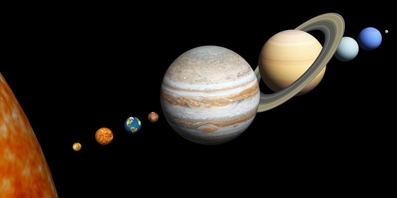 Mercurio Sistema Solar