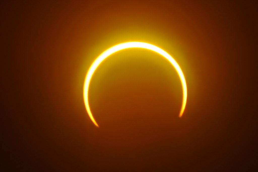 anillo de fuego eclipse