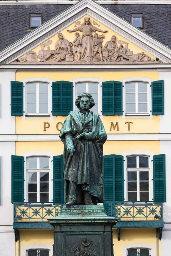 Beethoven Bonn Alemania
