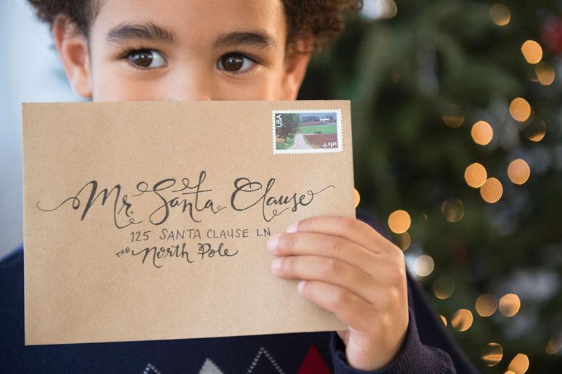 Santa Claus Código Postal