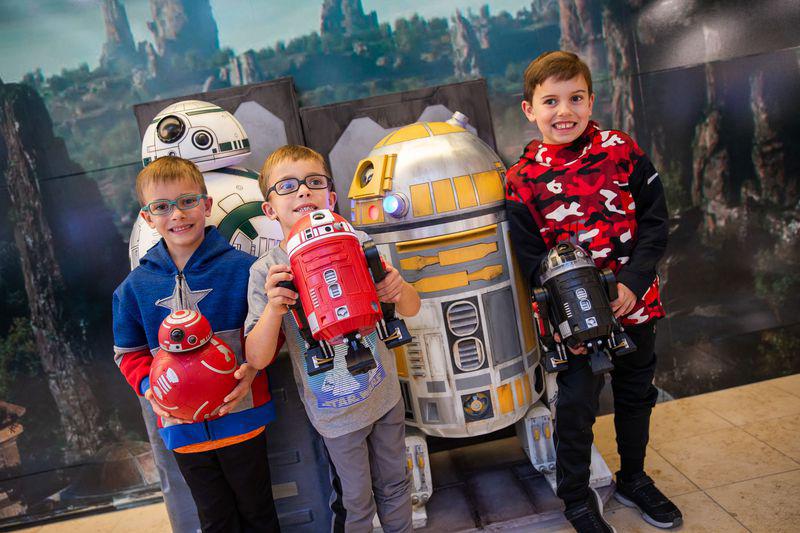 Aeropuerto Orlando Star Wars