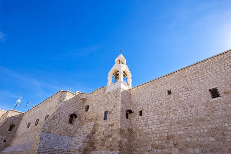 Belén Basílica de la Natividad