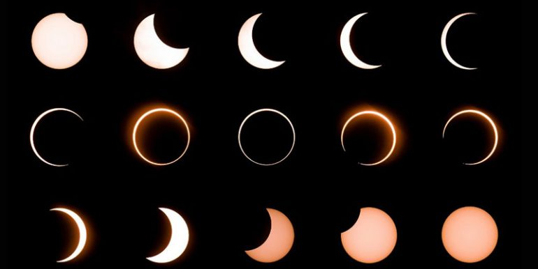 Eclipse Solar 2019