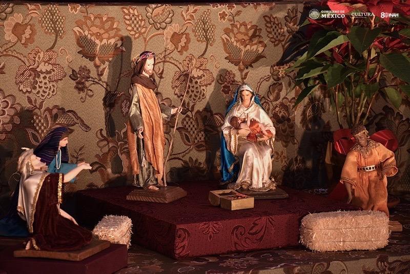 Nacimiento Museo de El Carmen