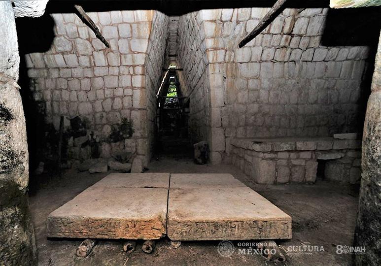 Mesa de piedra Chichén Itzá