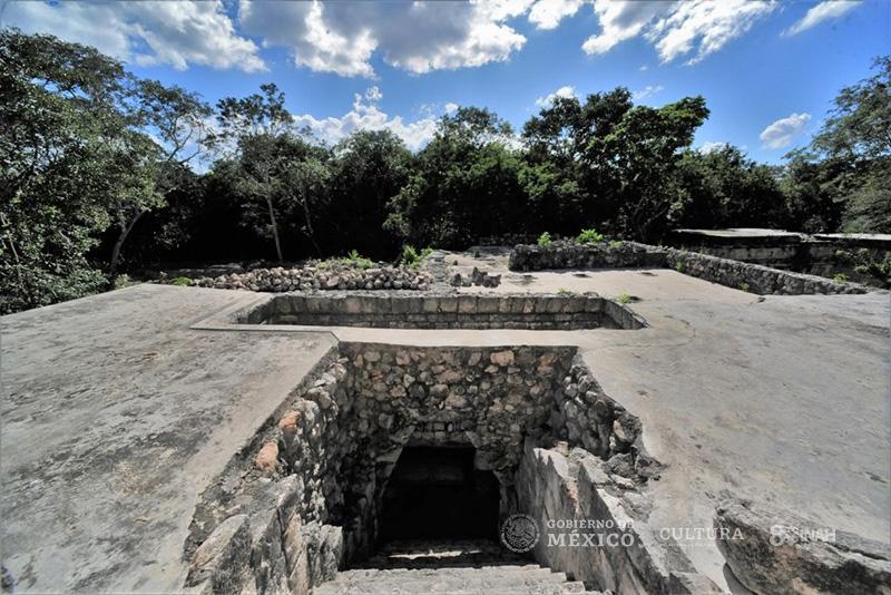 Casa de los Caracoles Chichén Itzá