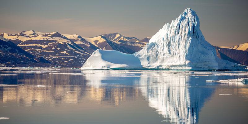 Groenlandia lago