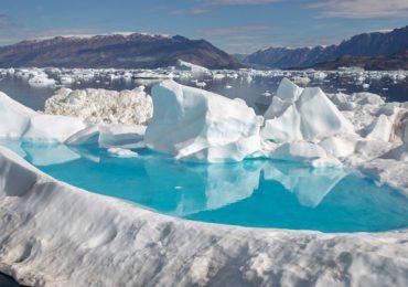 lago Groenlandia