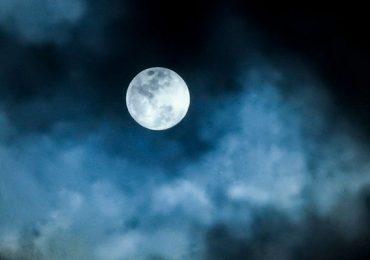 luna llena plenilunio enero 2020