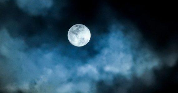 Luna Fría luna llena plenilunio diciembre 2019