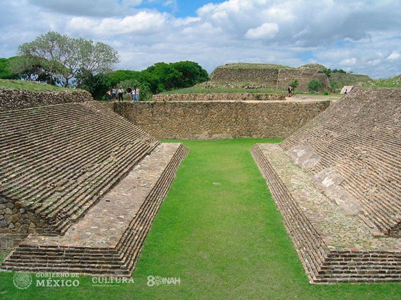 Oaxaca Zona arqueológica