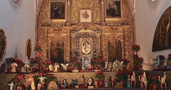 Nacimiento Museo del Carmen
