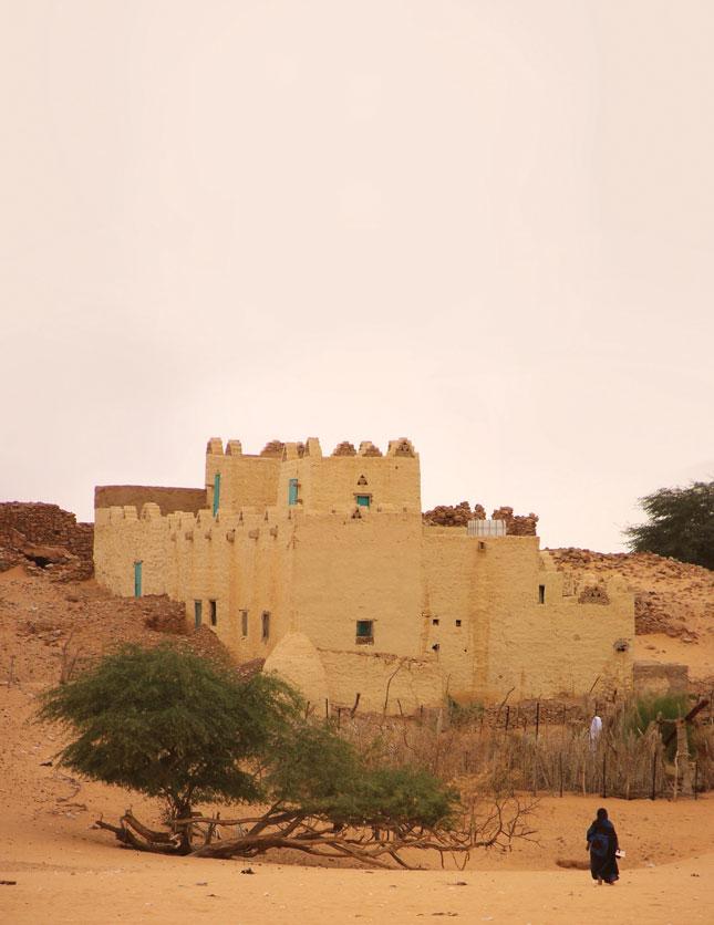 perla Sahara