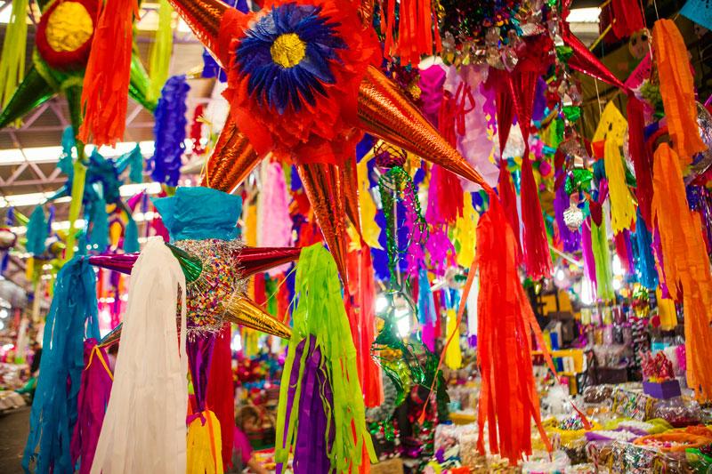 piñatas posadas