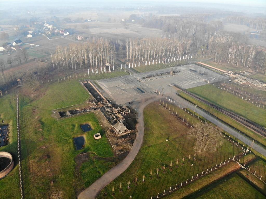 alemán Auschwitz-Birkenau