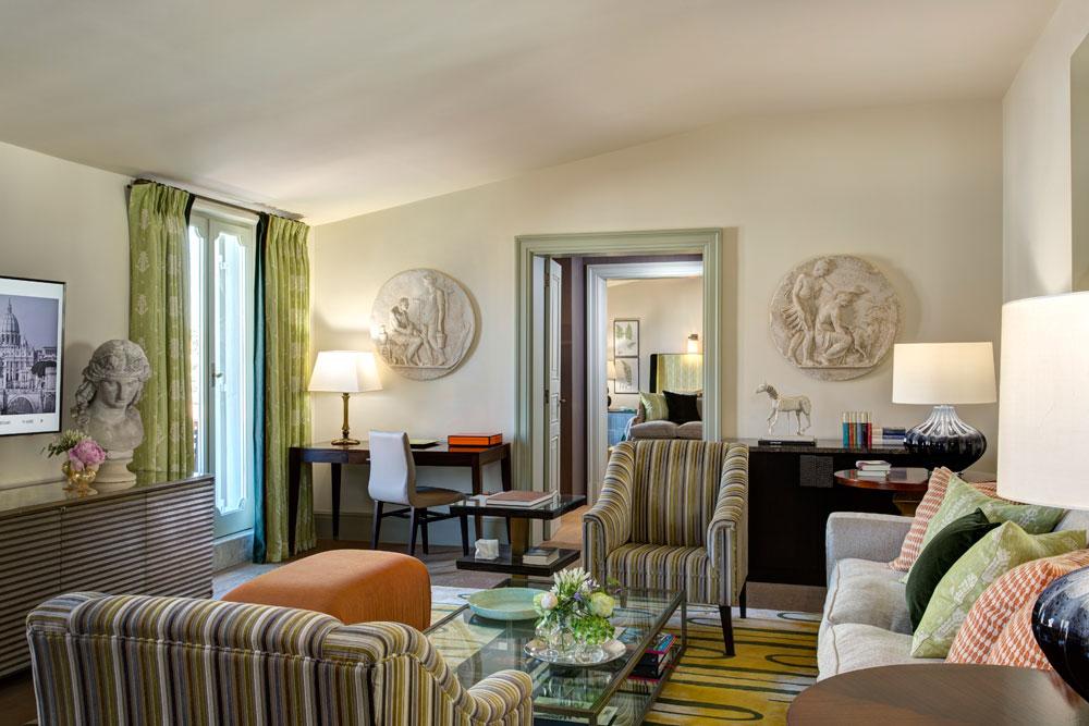 habitación hotel Italia