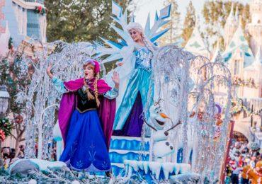 Frozen Disneyland