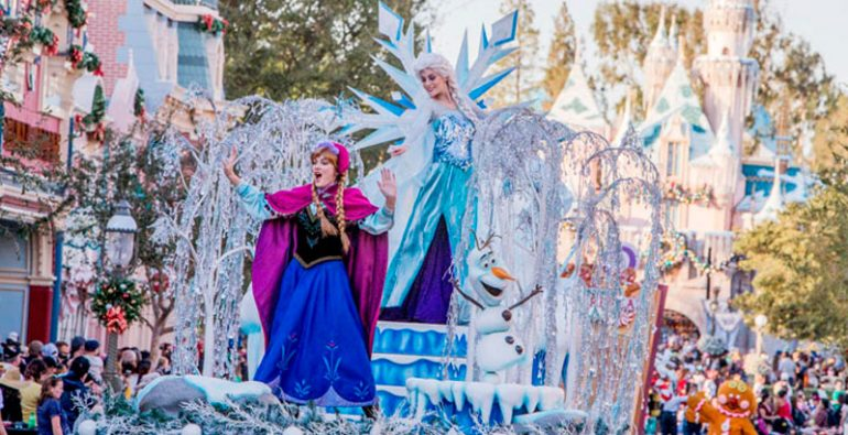 Frozen Disneyland