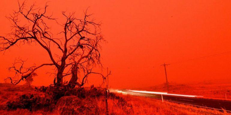 incendios forestales Australia