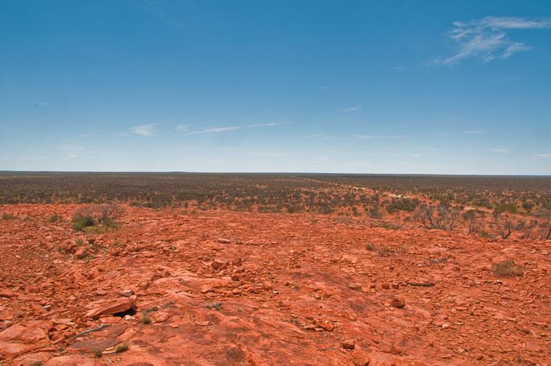 cráter de Yarrabubba Asutralia