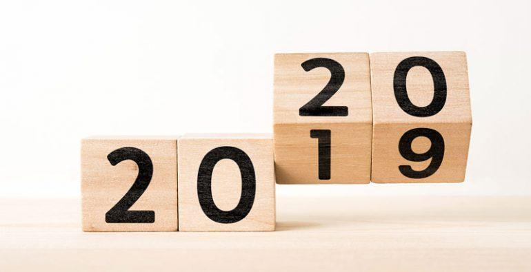2020 década